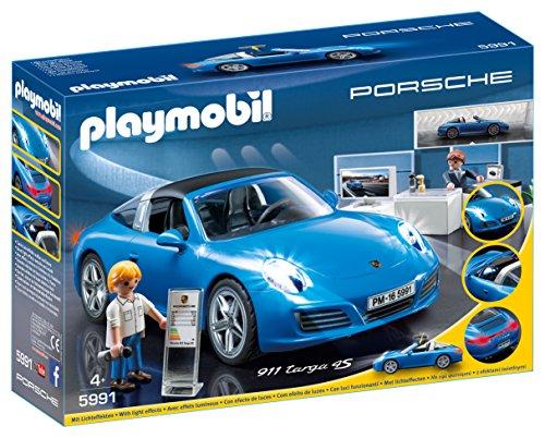 PLAYMOBIL? 5991 Porsche 911 Targa 4S - NEW 2016 by PLAYMOBIL?