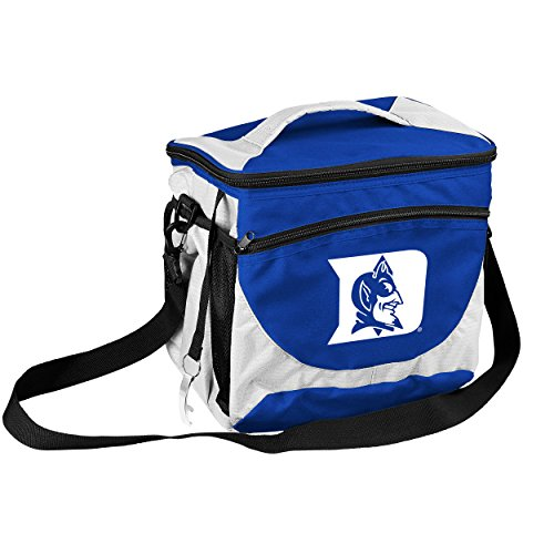 NCAA Duke Blue Devils Adult 24 Can Cooler, Royal (Duke Blue Devils Chair compare prices)