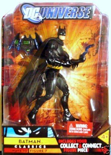 Buy Low Price Hasbro Dc Universe BATMAN black costume wave 10 imperiex series walmart exclusive Figure (B002RT6HZY)