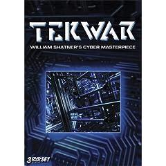 Tekwar The Complete Series DVD Set
