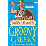 Horrible Histories: Groovy Greeksby Terry Deary