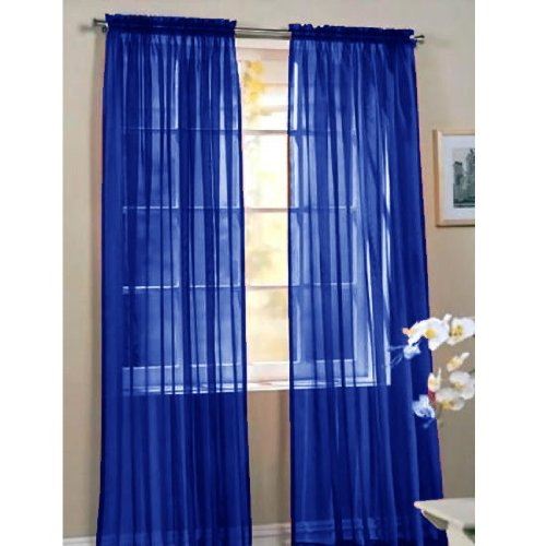 Blue Window Curtains The Image Kid Has It
