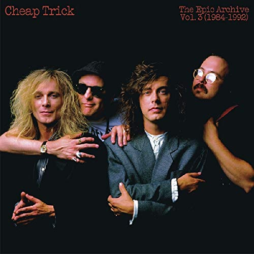 CD : Cheap Trick - Epic Archive Vol. 3 (1984-1992) (CD)