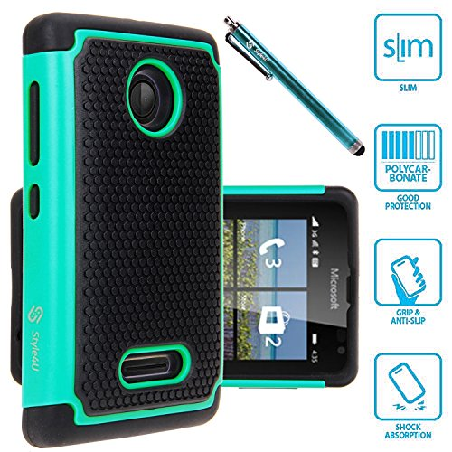 Microsoft Lumia 435 Case, Style4U Dual L
