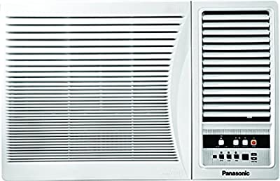 Panasonic UC1215YA Window AC (1 Ton, 2 Star Rating, White)
