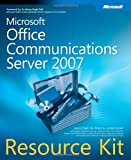 img - for Microsoft Office Communications Server 2007 Resource Kit book / textbook / text book