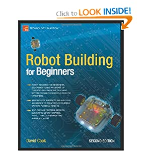 Amazon's Robot Building For Beginners