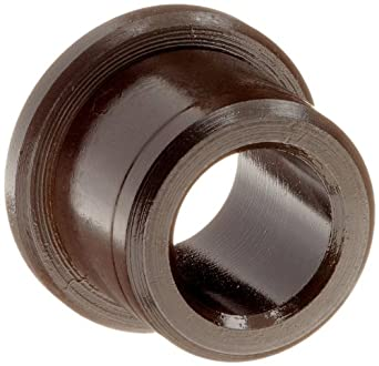 "Jergens Bullet Nose Bushing, 5/16"" Collar Diameter"