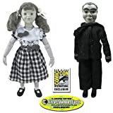 The Twilight Zone Talky Tina & Willie Figures SDCC Exclusive