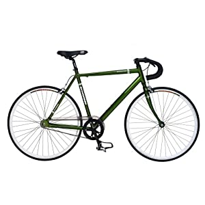 Schwinn Intersection Freewheel Single Speed Road Bike