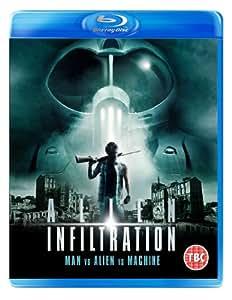 Alien Infiltration [Blu-ray]