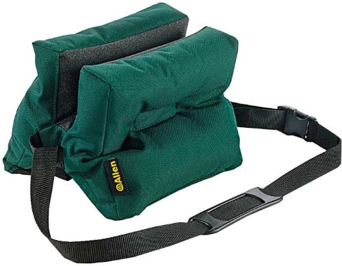 Allen Company Shoot'N Bag, Filled Bench Rest Bag