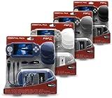 echange, troc Pack PSP slim - Sacoche + écran de protection + coque de protection + câble usb + casque stéréo  + 3 boîtes de rangement u