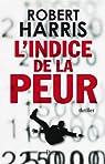 L'indice de la peur par Harris