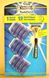 Schick Xtreme 3 SubZero (1 Razor and 12 Cartridges, 1 Razor and 12 Cartridges)