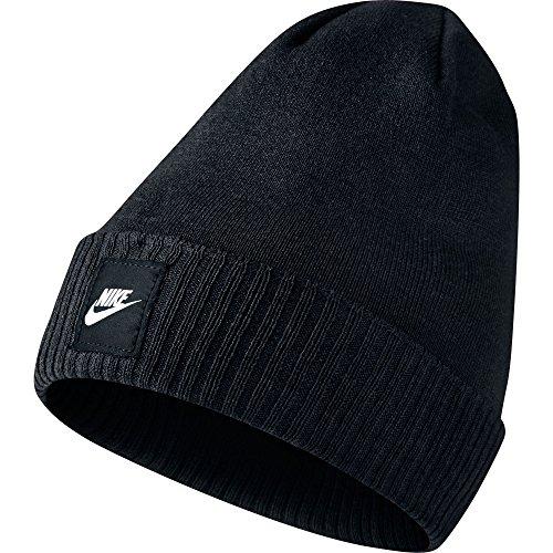 Nike NIKE FUTURA BEANIE - RED - Berretto, Nero, One size, Unisex