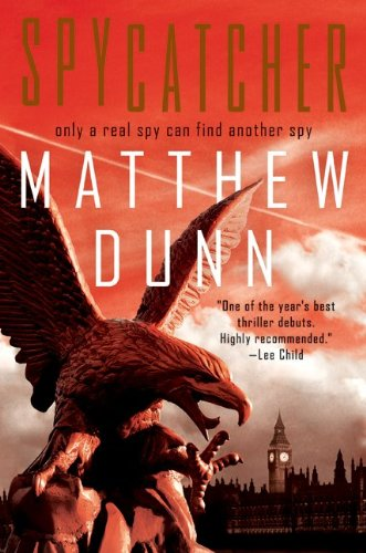 Spycatcher: A Novel