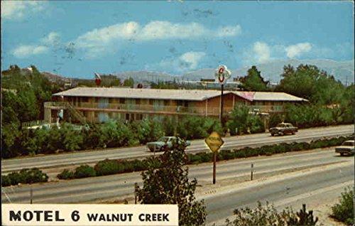 motel-6-walnut-creek-california-original-vintage-postcard
