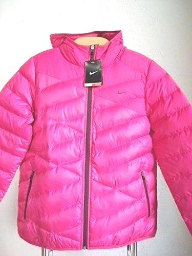 Nike -  Giacca  - Piumino  - Donna rosa rosa 42