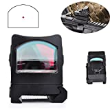 Aim-O AO 1006 For The Shoot Thing Micro Red Dot Sight 3.25 MOA Red Dot Optical Sight For Airsoft Gun (black)