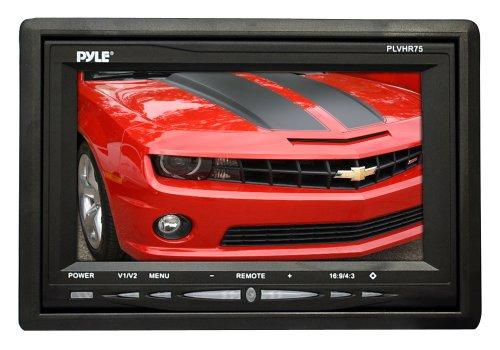 Pyle Plvhr75 7-Inch Tft Widescreen Headrest Monitor