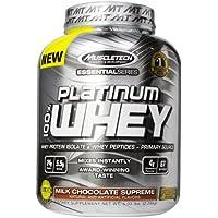 2-Pack  MuscleTech Platinum 100% Whey 5-lb. Tub - Multiple Flavours