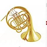JINBAO JBFH 710 Professional 4 Keys Bb single French horn with Case and accessory Click to see more choice free shipping
