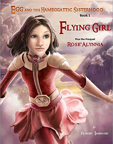 Flying Girl by Robert Iannone ebook deal