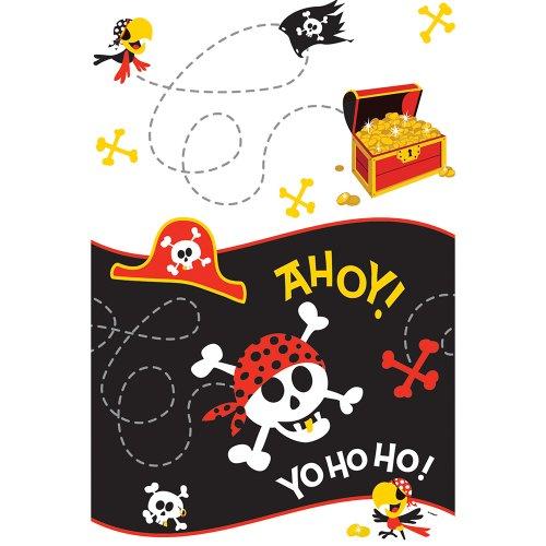 Nappe Fun Pirate - Anniversaire Enfant - Goûter enfant