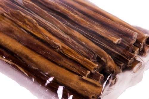 eco naturals free range bag of 6 inch junior bully sticks 10oz bag home garden kitchen dining. Black Bedroom Furniture Sets. Home Design Ideas