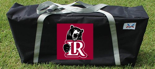 Lenoir-Rhyne University Bears Cornhole Storage