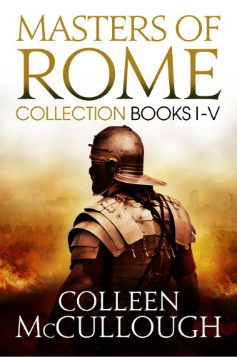 McCullough Colleen - Masters of Rome Collection Books I - IV
