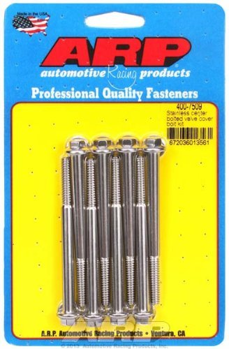 ARP 4007509 Stainless 300 Hex Valve Cover Bolt Kit