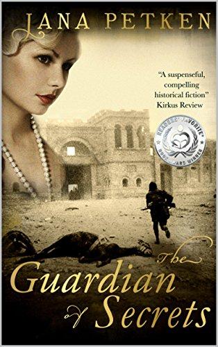 The Guardian Of Secrets by Jana Petken ebook deal