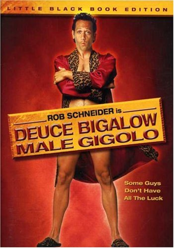 Cover art for  Deuce Bigalow: Male Gigolo (Little Black Book Edition)