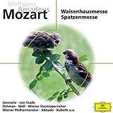 Mozart : Waisenhausmesse KV 139 ; Spatzenmesse KV 220 (Messe de l'orphelinat ; Messe des moineaux)...