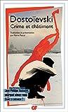 Crime et Ch�timent par Dosto�evski