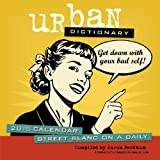 Urban Dictionary 2015 Day-to-Day Calendar