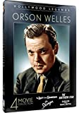 Hollywood Legends: Orson Welles - 4 Movie Collection - The Lady from Shanghai - The Southern Star - The Stranger - David and Goliath