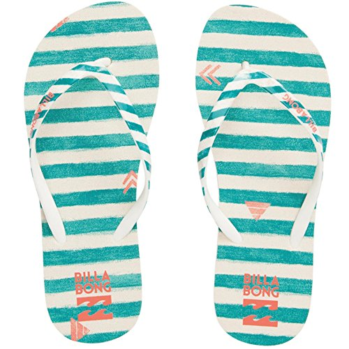 Billabong Women's Zoey Flip Flop, Maldive, 9 M US