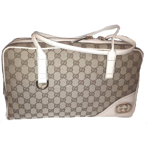 Gucci New Britt Collection Boston Bag 169971