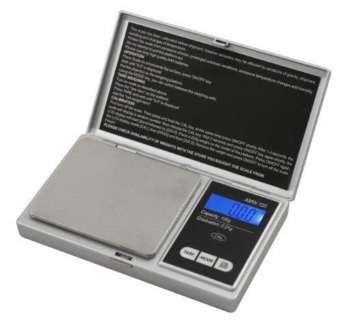 AMW SERIES 100 X .01 g d'argent