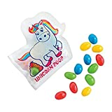 Unicorn Poop Jelly Beans - 24 Fun Size Packs
