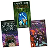 Tanya Huff Keeper Chronicles 3 Books Collection Pack Set (Long Hot Summoning, Summon the Keeper, The Second Summoning)by Tanya Huff