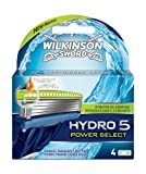 Wilkinson Sword Hydro 5 Power Select Blades - Pack of 4