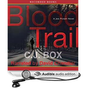 Blood Trail (Unabridged)