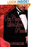 One Classic Latin Lover, Please