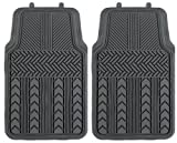 512pLHMfq8L. SL160  Impulse Merchandisers 44165 Heavy Duty Winter Gray Floor Mat Set   2 Piece