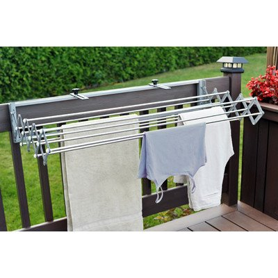 Xcentrik XCE0030 Smart Dryer Indoor/outdoor, Telescopic Clothes Drying Rack (Rv Smart Dryer compare prices)