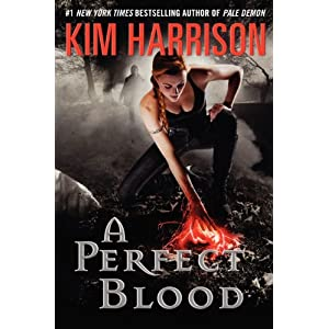 A Perfect Blood (The Hollows) - Kim Harrison